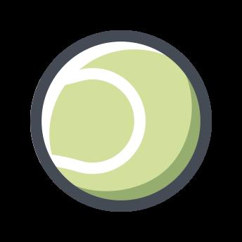 pallina tennis
